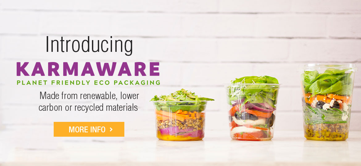 Introducing Karmaware - Planet friendly eco packaging
