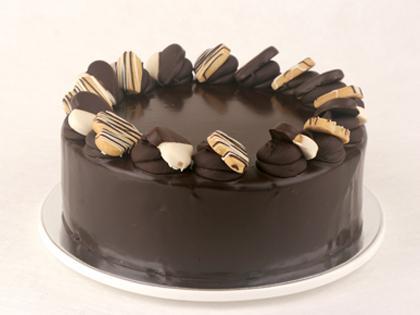 "MQ 12"" Death By Chocolate Cake"