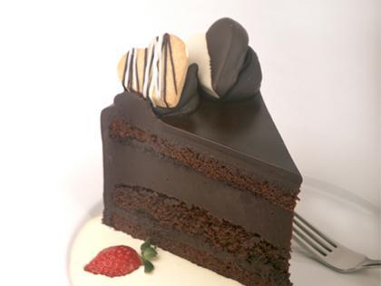 "MQ 10"" Death By Chocolate Cake"