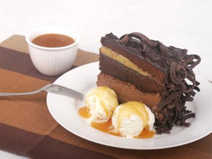 "MQ 10"" Mark's Cake"