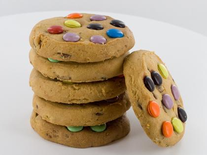 BB Dotty Cookies (Smarties)