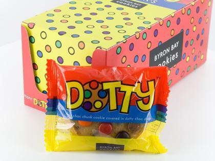 BB Dotty Cookies (12 Single Wrap Box)