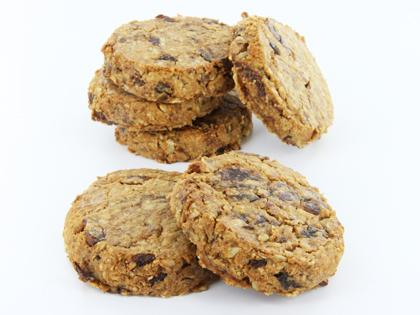 BB Muesli Cookies