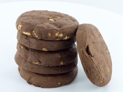 BB Triple Chocolate Fudge Cookies