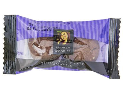 BB 100 x 25g Twin Pack Baby Buttons Triple Choc fudge