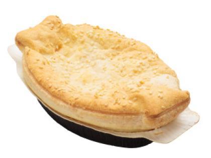 Butter Chicken Deep Dish Pie