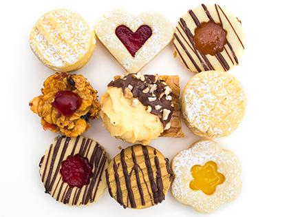 CC Mini Petit Assorted Cookies (formally corporate)