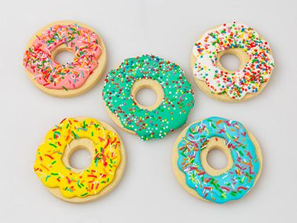 CC Large Kids Donuts Iced 20x35g