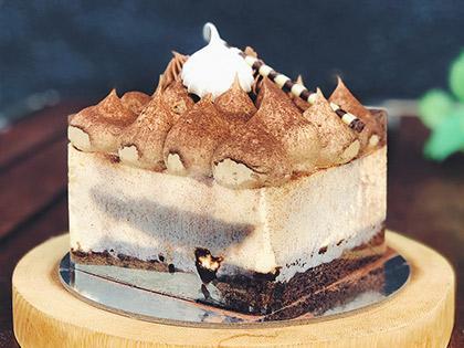 "Baby Cake Espresso Mousse 5"""