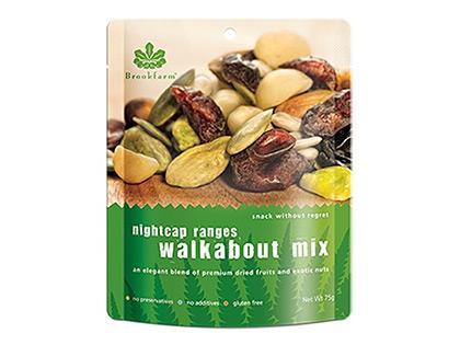 BF 75g Walkabout Mix - Box Night Cap 75gm