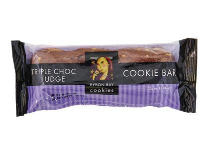 BB 55g x 20 Bars Triple Choc Fudge