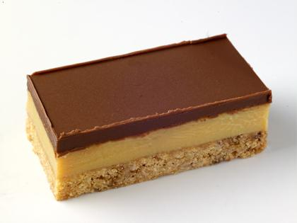 TC Caramel Slice