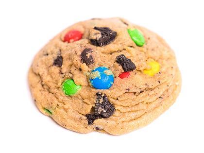 GCC M&M's & Oreo's Cookie
