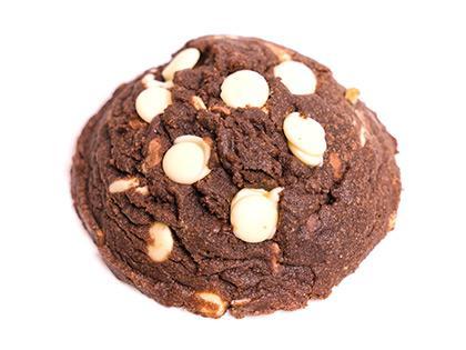 GCC Triple Chocolate Fudge Cookie