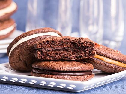 INF whoopiescookies Mix Box Caramel, Vanilla, Chocolate, Peanut