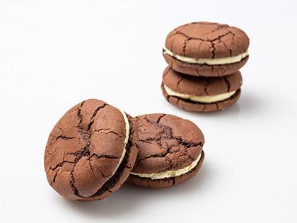 Whoopiescookies Vanilla Bean  - Flourless (4 Pk)