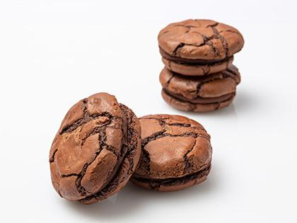 Whoopiescookies Double Chocolate - Flourless (4 Pk)