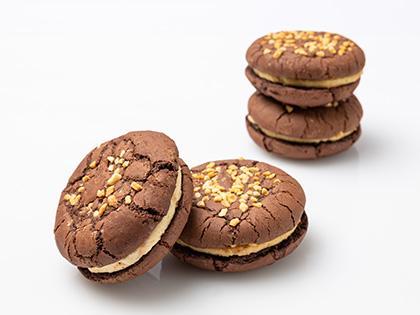 Whoopiescookies Peanut Butter - Flourless (4 Pk)