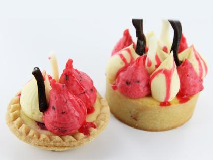 MQ INDV 2.5 Cheesecake Raspberry White Chocolate