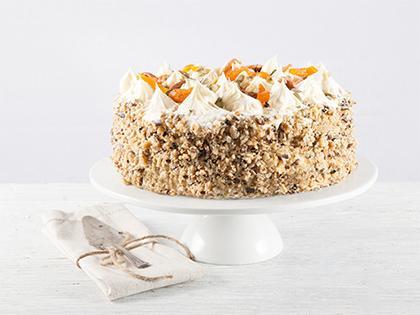 "SBN 9"" Bugsy's Carrot Cake"