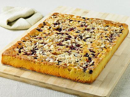 SBN Catering Block Vanilla Raspberry Almondine (Gluten Free)