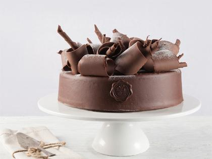 "SBN 9"" Chocolate Decadence Cake"