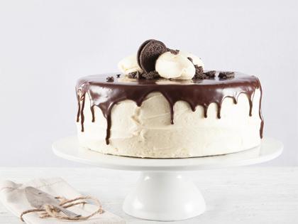 Cookies Amp Cream Cake 9 Quot Alpen Delicious Great Cakes