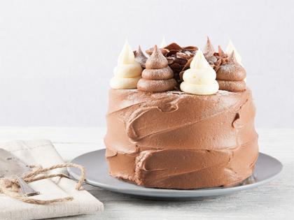 "SBN 5"" Heaven Sent Nougat Baby Cake"