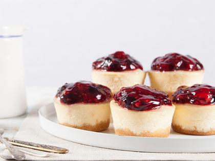 SBN Petite Cheesecake Mixed Berry 2.5 (Gluten Free)(6PK)