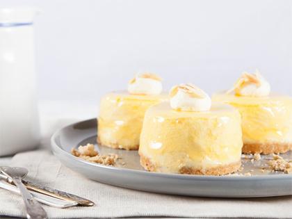 SBN 3.5 Cheesecake Lemon Baked 3.5 (6PK) (Gluten Free)