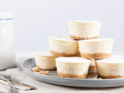 SBN Petite Cheesecake New York Baked 2.5 (Gluten Free)(6PK)