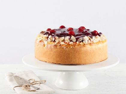 "SBN 9"" Cheesecake Mixed Berry Gluten Free"
