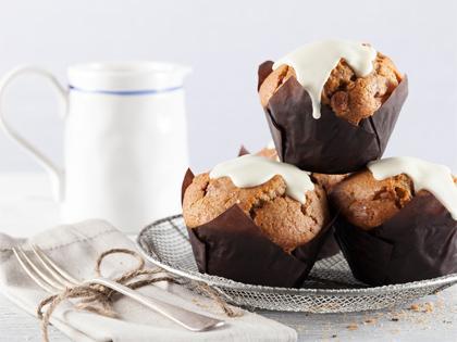 SBN Artisan Muffin Raspberry & White Chocolate (6PK)