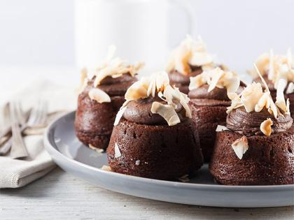 SBN Nourish- Coconut Chocolate Nourish Cake