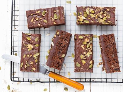 SBN Nourish- Vegan Fudge Brownie Bar