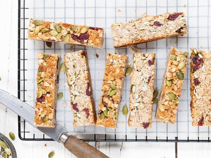 SBN Nourish- Chewy Cranberry Oat Bar