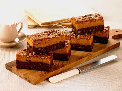 SBN Flourless Salted Caramel Brownie (6PK) (Gluten Free)