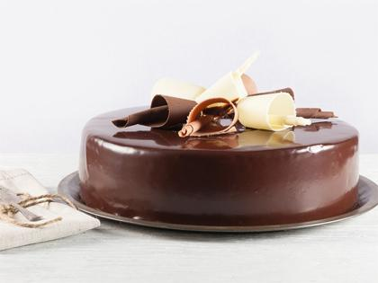 "SBN 12"" Triple Chocolate Mousse Cake"