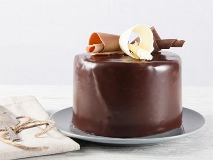 """SBN 5"""" Triple Chocolate Mousse Baby Cake"""