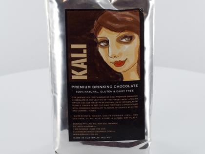 CT 1kg Kali Premium Drinking Chocolate Gluten Free