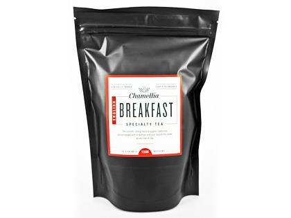 CT Pyramid Tea Bags English Breakfast Organic