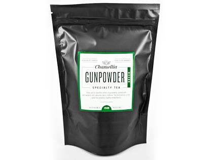 CT Pyramid Tea Bags Gunpowder Green Organic