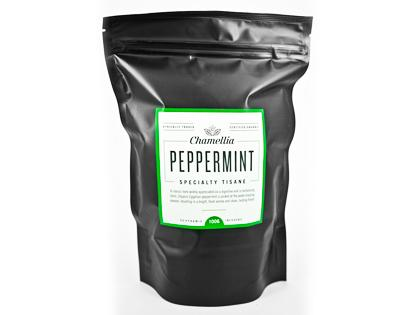 CT Pyramid Tea Bags Peppermint Organic