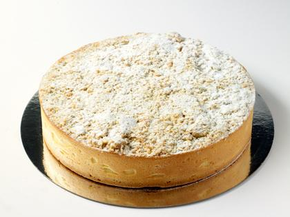 "TC 12"" Apple Crumble Tart"
