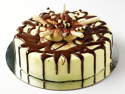 "TC 12"" Cheese Cake Baileys"