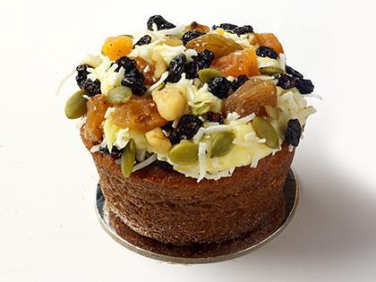 TC 2.5 Tiny Carrot Cake