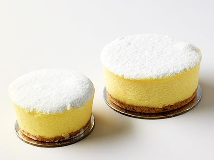 TC 2.5 Tiny Cheesecake Baked New York