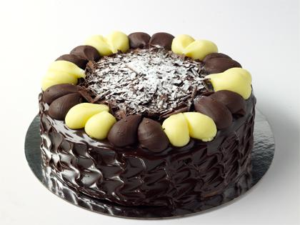 "TC 7"" Small Chocolate Ripple Cake"