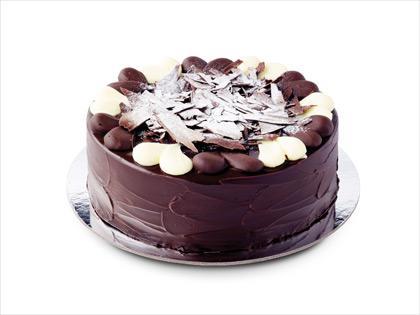 "TC 12"" Chocolate Ripple Cake"