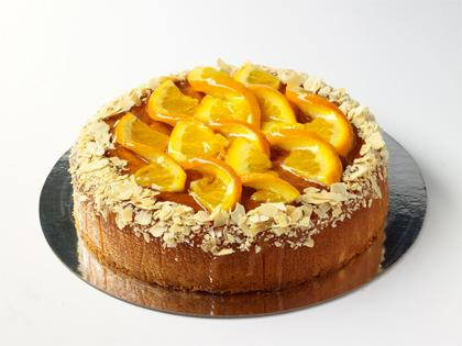 "TC 12"" Flourless Orange"
